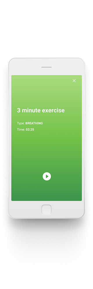 Tired of Cancer 3 minute exercise